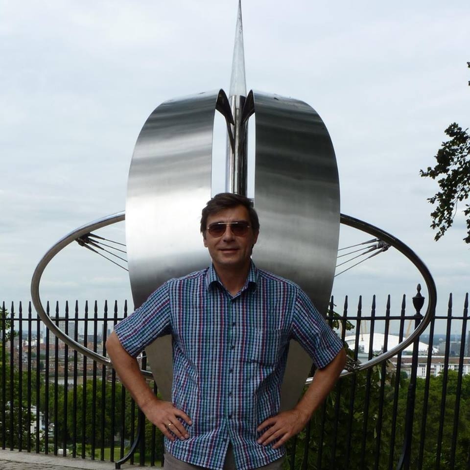 Константин Григорьев.